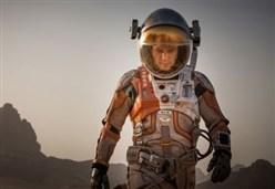 SOPRAVVISSUTO - THE MARTIAN/ Il film che arriva su Marte per parlare del nulla