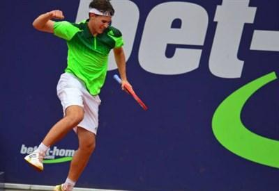 Dominic Thiem, 20 anni, attuale numero 50 del ranking ATP