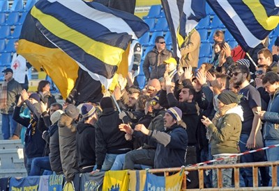 Tifosi Modena (infophoto)