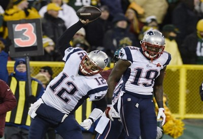 Tom Brady, 37 anni, MVP del Superbowl 2015 (Infophoto)