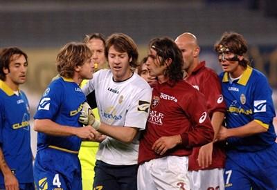 Amarcord: una Torino-Verona del passato (Infophoto)
