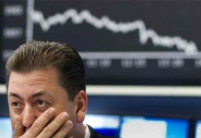Un trader preoccupato (Foto: infophoto)