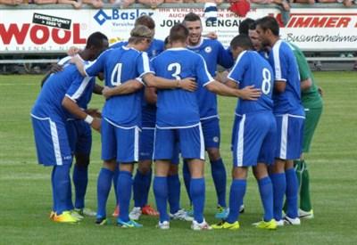 L'Udinese in amichevole a Puch contro il Bayer Leverkusen