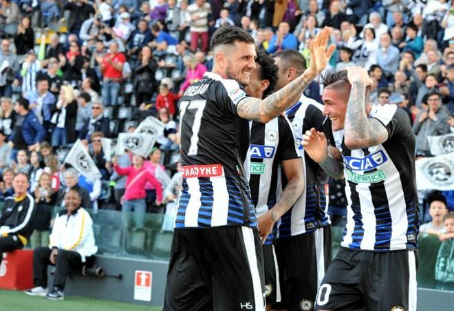 Diretta Udinese Frosinone (LaPresse)
