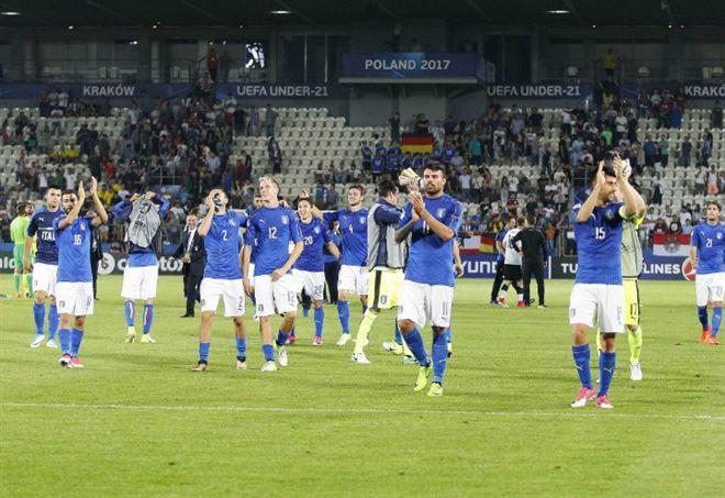 Italia U21, Pellegrini:
