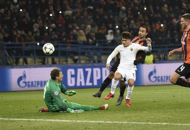 DIRETTA/ Roma Shakhtar (risultato finale 1-0) streaming ...