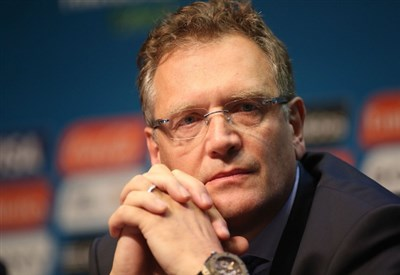 Jerome Valcke, ex segretario generale della FIFA (Infophoto)