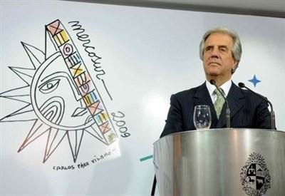 Tabaré Vazquez (Infophoto)