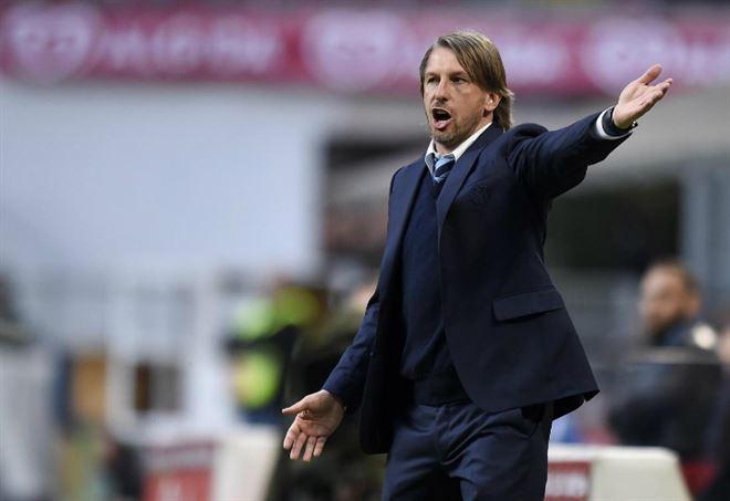 Inter Fiorentina Primavera, Stefano Vecchi - La Presse