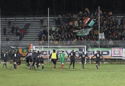 (dall'account facebook.com/FCB-Unione-Venezia)