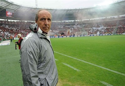 Giampiero Ventura, allenatore del Torino (Infophoto)