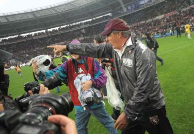 Giampiero Ventura, allenatore del Torino (Foto Infophoto)