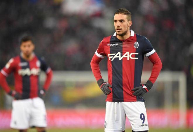 Simone Verdi, attaccante del Bologna prossimo al Napoli - LaPresse