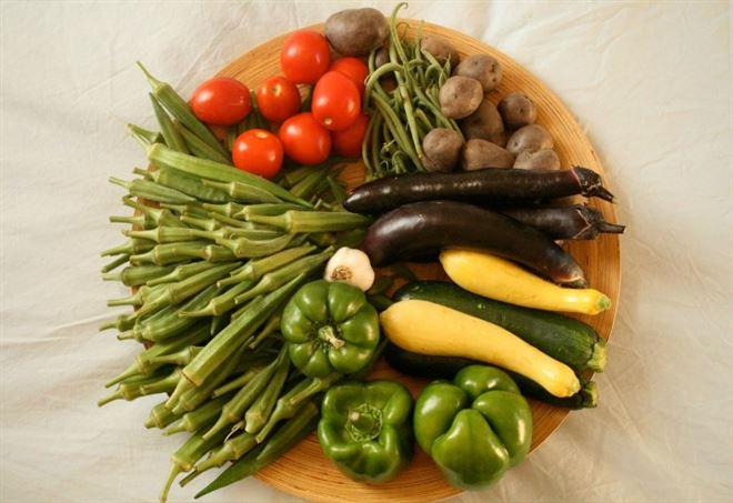 Dieta vegana (foto d'archivio)