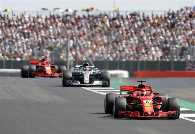 Diretta Formula 1 - LaPresse