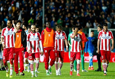 Il Vicenza è stato ripescato in Serie B nel 2014 (Infophoto)