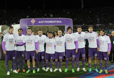 Dall'account facebook.com/ACFFiorentina