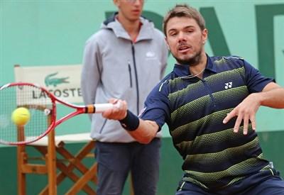 Stanislas Wawrinka, 28 anni, prima partecipazione ai Championships (Infophoto)