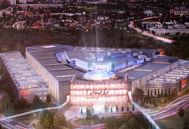 Il nuovo centro commerciale Westfield Milano