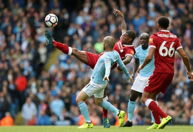 Diretta Liverpool Manchester City, Premier League (Foto LaPresse)