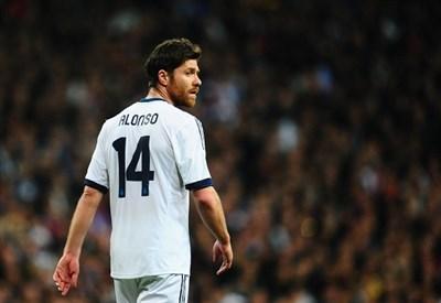 Xabi Alonso, 31 anni, dal 2009 al Real Madrid (Infophoto)