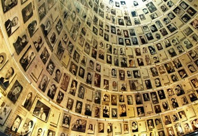 Hall of Names in the Yad Vashem Museum  (photo by David Shankbone)
