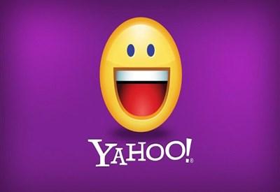 Il logo di Yahoo