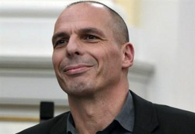 Yanis Varoufakis (Infophoto)