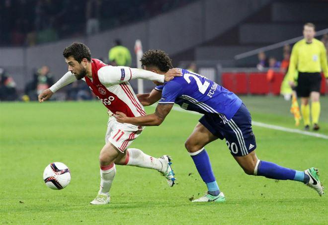Amin Younes, attaccante Ajax - LaPresse