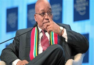 Jacob Zuma (Infophoto)