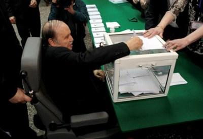 Abdelaziz Bouteflika (Infophoto)