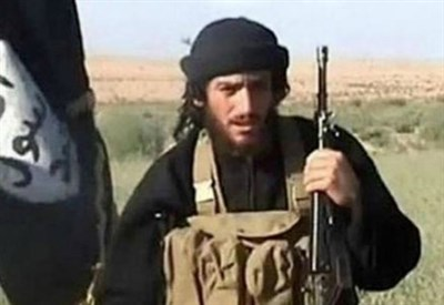 Abu Mohammad al-Adnani (Foto dal web)