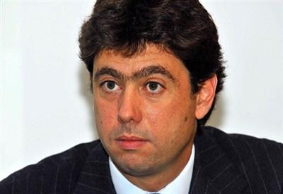Andrea Agnelli, presidente della Juventus (Infophoto)