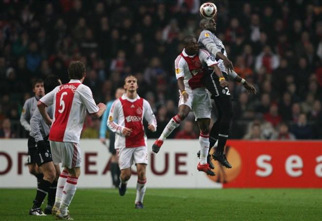La formazione dell'Ajax (LaPresse)