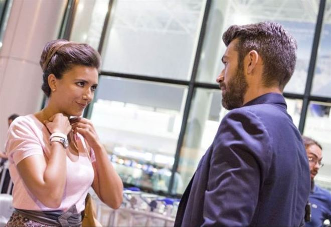 Civita Castellana, mercoledì 4 Ottobre su Rai Uno il film al posto tuo, girato alla ceramica Azzurra