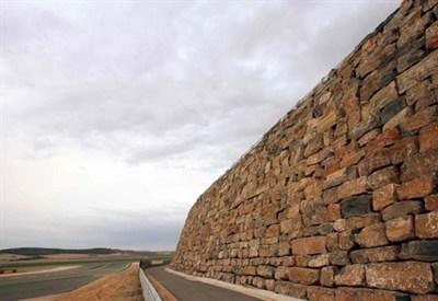 Uno scorcio del circuito di Alcaniz, Gp di Aragona (Infophoto)