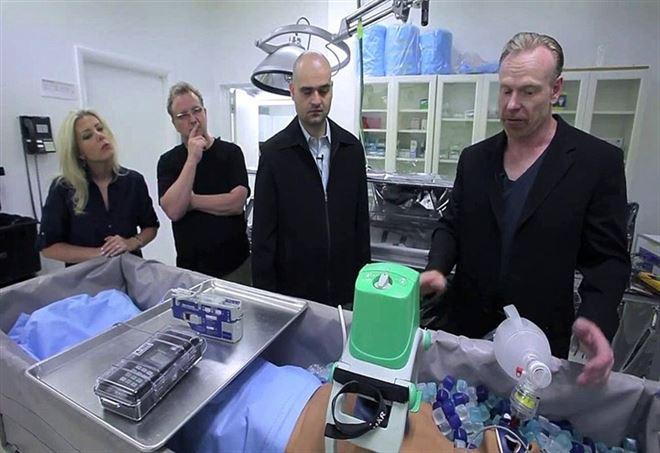 Alcor, la clinica dei corpi ibernati (Foto: da Youtube)