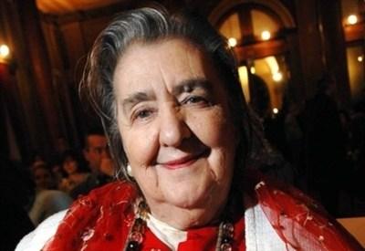 Alda Merini (1931-2009) (Infophoto)