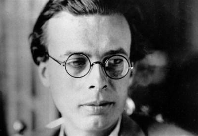 Aldous Huxley (1894-1963) (Immagine dal web)