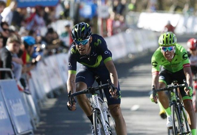 Diretta Vuelta: Alejandro Valverde (LaPresse)