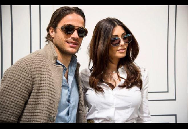 Federica Nargi e Alessandro Matri