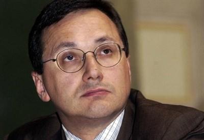 Il presidente Federcasse, Alessandro Azzi