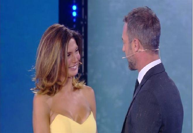Alessia Mancini e Flavio Montrucchio