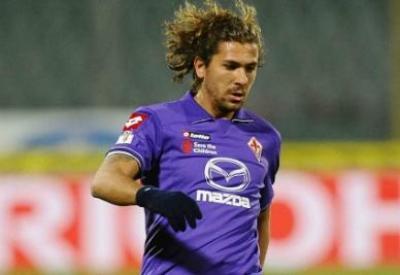Alessio Cerci, attaccante Fiorentina (Infophoto)