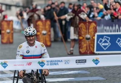 Alex Zanardi (infophoto)