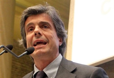 Guglielmo Vaccaro sostiene Alfio Marchini