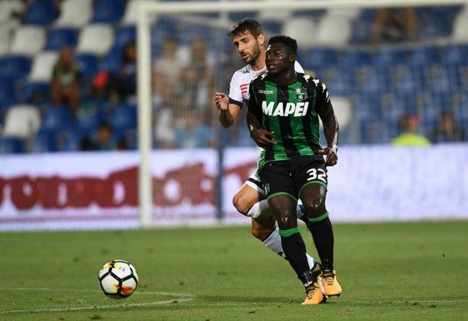 Dopo l'Inter altro sorriso per Donadoni: Sassuolo ko all'89'