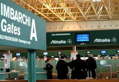 L'aeroporto di Malpensa (Infophoto)