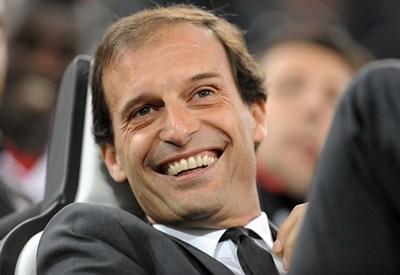 Massimiliano Allegri (Infophoto)
