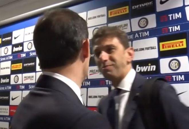 Pecoraro: 'Inter-Juve? Nessun procedimento, accettiamo i risultati del campo'